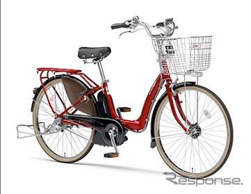 Bicicleta eléctrica híbrido Raffini PAS ( ruta ラフィーニ )