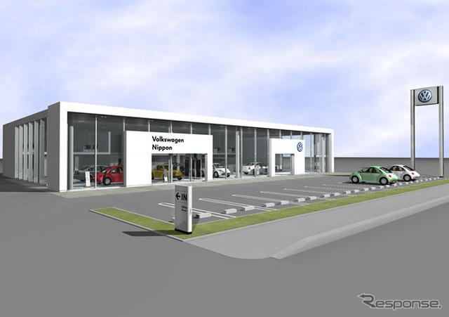 Modular concept store image