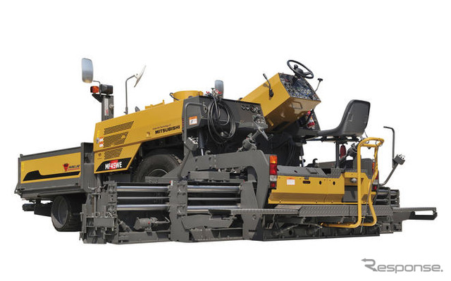 Caterpillar MF45WE pavers