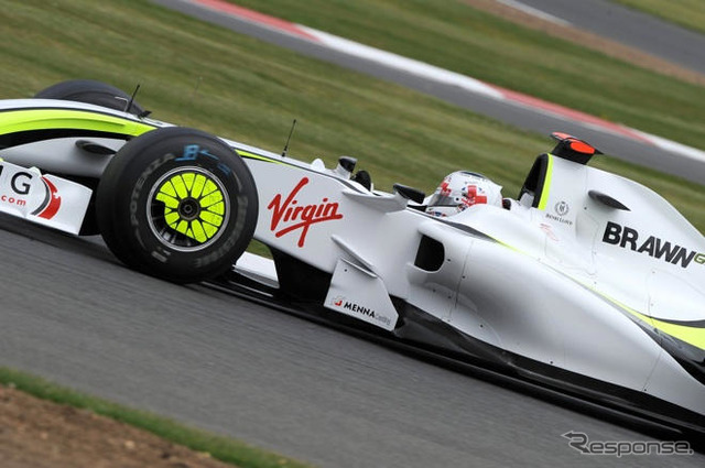 Brawn GP ( British GP )