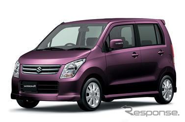 """De acuerdo a los vehículos de mini de Japón anuncia asociación el 2009 primer semestre coche mini de 1 de junio también conocido como nombre otra venta de coches nuevos, vagón de Suzuki R """"se convirtió en unidades de top 111599, un 2,1% Interanual e"""