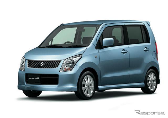 Pero tres de los Suzuki Wagon R, Daihatsu Daihatsu tanto monopolizaban el 1 - 3 º lugar Prius clasificó quinto y fuerte...