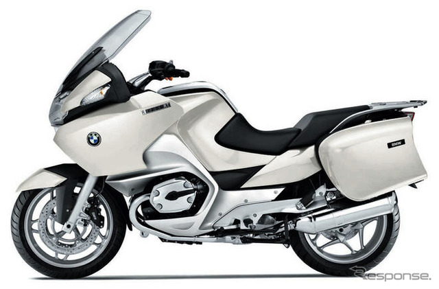 BMW R 1200 RT touring special
