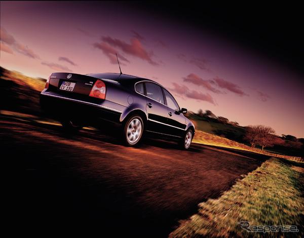 Passat V6 4MOTION sedan