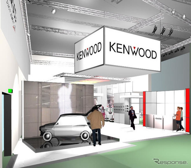 IFA2009, Kenwood wirewound products exhibited
