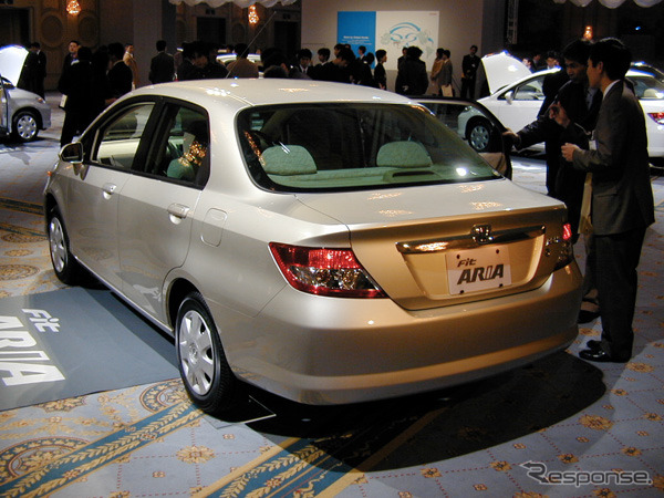 [Honda fit ARIA released] Fuel economy better than the VTEC i-DSI