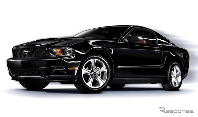 Ford 2011 Mustang models