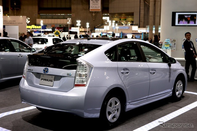 Prius (Tokyo Motor Show 09)