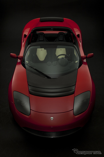 กีฬา Tesla Roadster