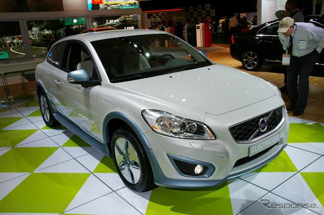 Volvo C30 ไฟฟ้า