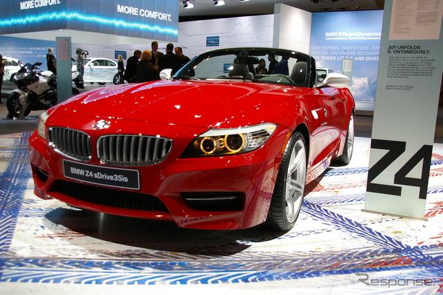 S: BMW Z4 ไดรฟ์มี 35