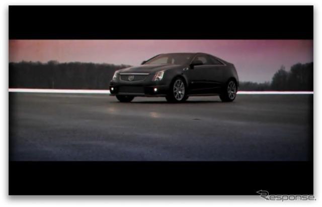 CTS-V Coupe (ภาพวิดีโอ)