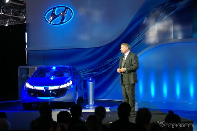 Hyundai ของข่าวการประชุม