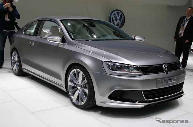 VW ใหม่กระชับ Coupe