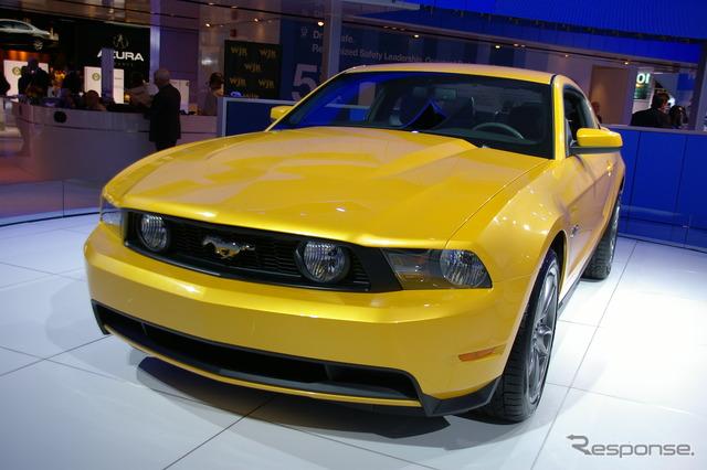 ฟอร์ดมัสแตง GT 5.0 l V8