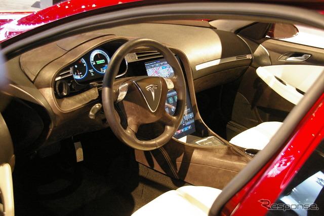 Tesla รุ่น S