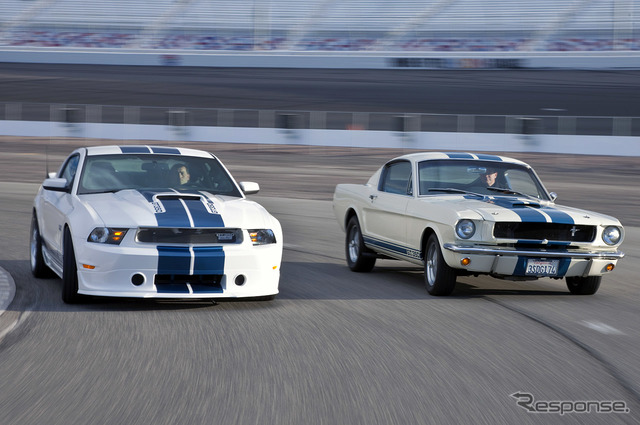 1965 GT350 and original expression GT350.