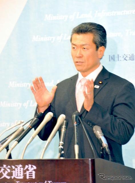 Mabuchi sumio Deputy Minister ( shooting = Nakajima Minami )