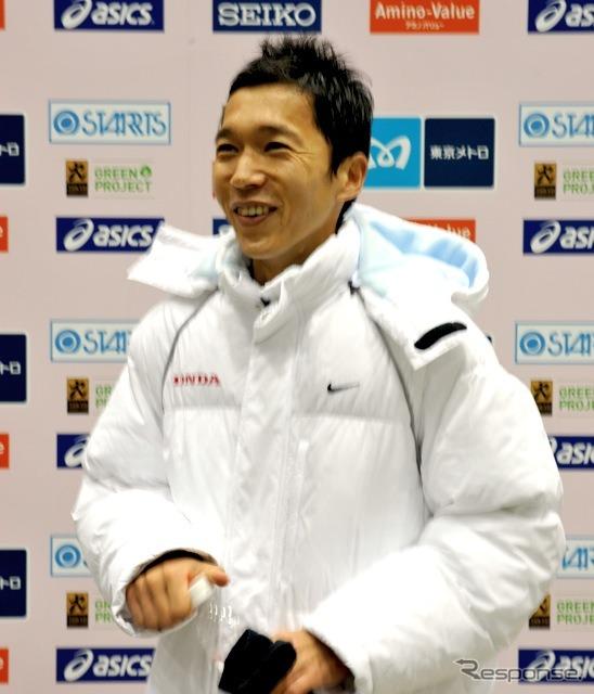 Fujiwara Masakazu players shooting = Ishida, Koichiro victory