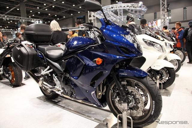 Suzuki bandit ABS 1200F