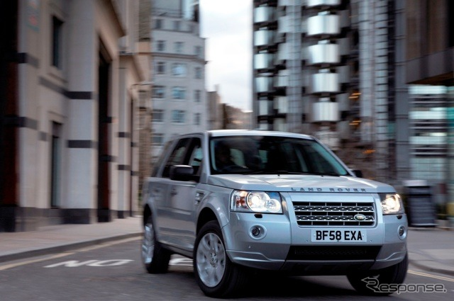 Freelander 2 ( UK photo specifications )