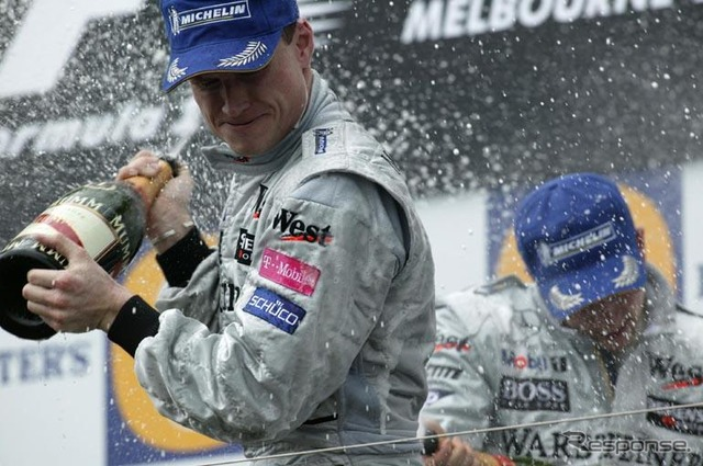Australia GP, Coulthard