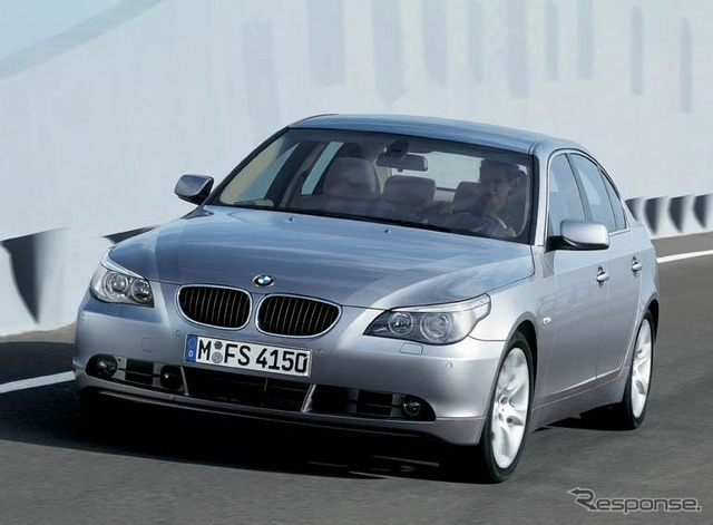[ZAO photos] New Britain announced: BMW 5 series