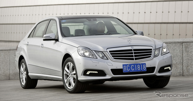 E-class long wheel base specifications