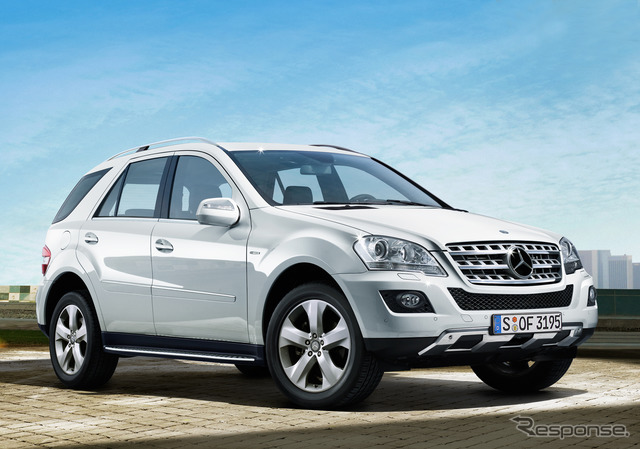 ML350 BLUETEC 4-Matic