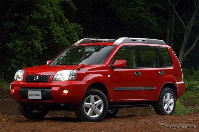 X-trail S (4WD)