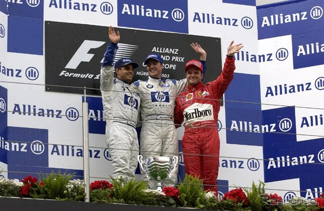 European GP podium