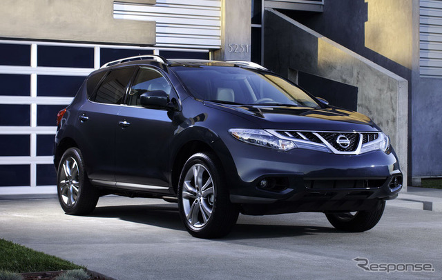 Murano 2011 model (reference image).