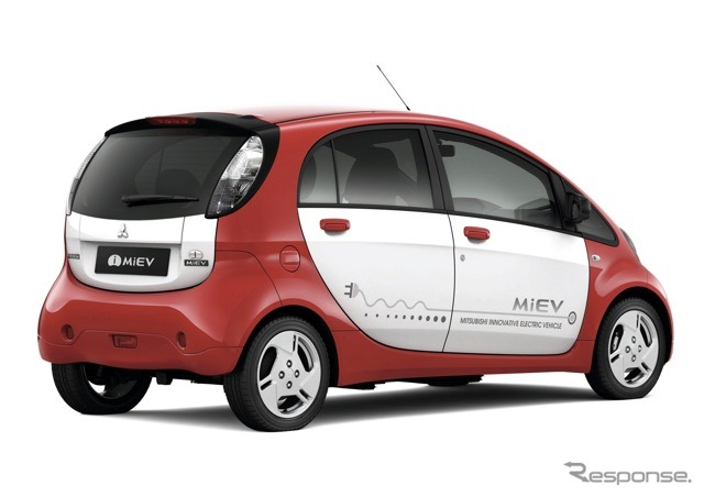 Mitsubishi I-Miev European specifications