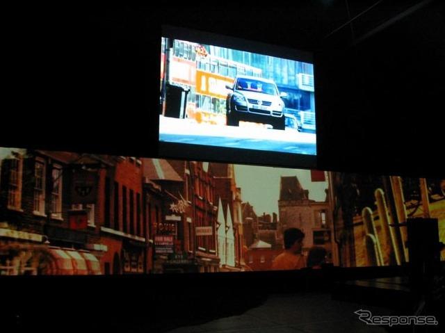 【VW『トゥアレグ』写真蔵】絵画館での発表会を見る!!