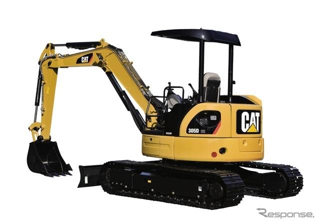 CAT 305 D CR