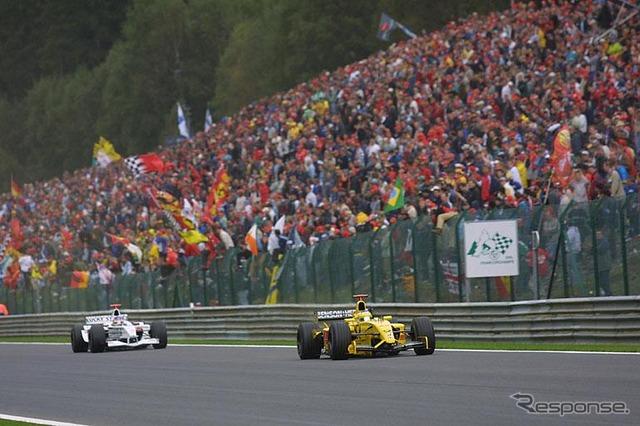 2002, GP Belgium,