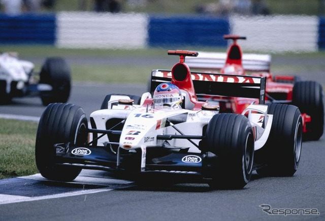 Jacques Villeneuve ( British GP )