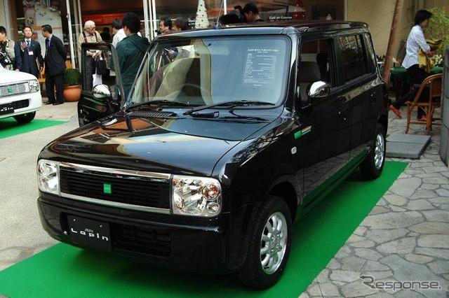 """'Suzuki Lapin Benetton"""""""