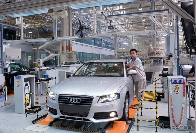สายการผลิต Changchun China A4L