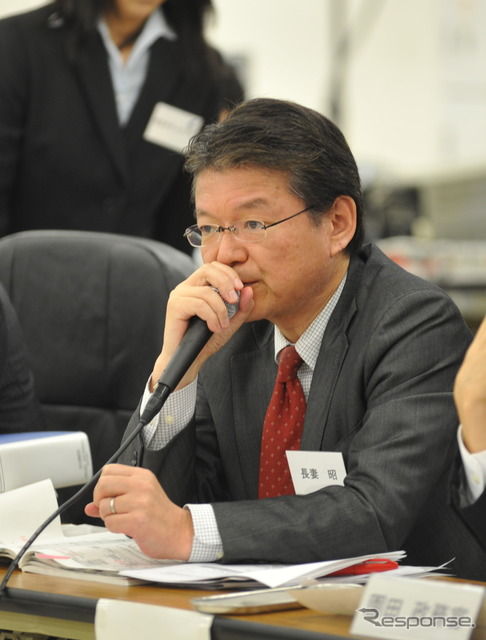 Former re-disposition ikeguchi diplomatic relations Vice Minister long's wife