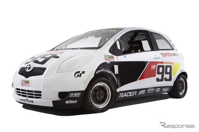 GT-S Club racer Yaris ()ยาริส