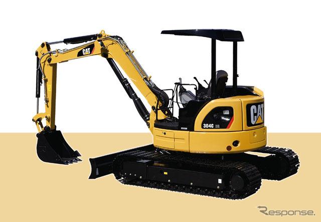 CAT 304 C CR