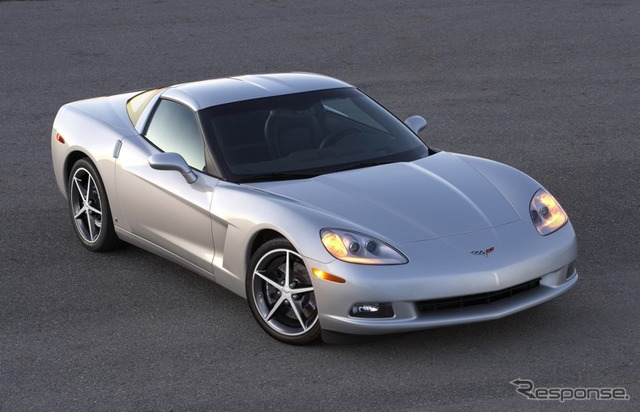Corvette Coupe