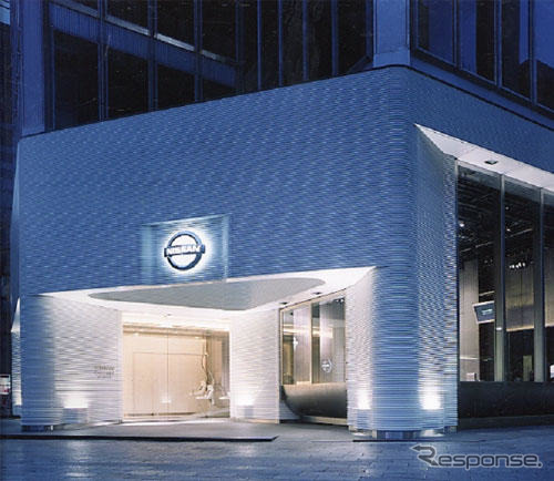 Nissan Ginza Gallery
