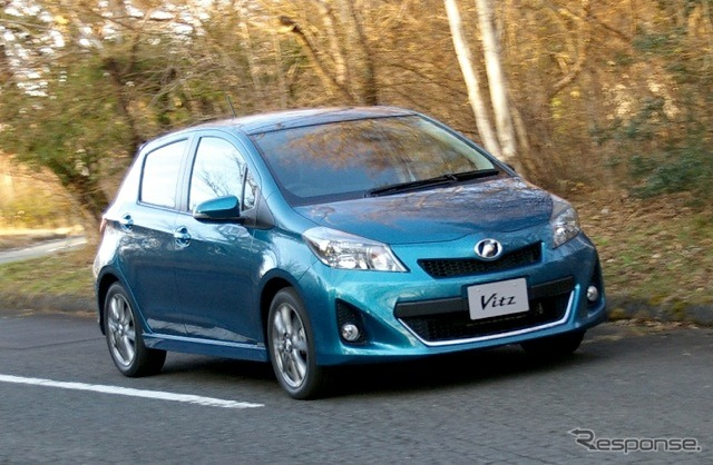 VITZ RS new