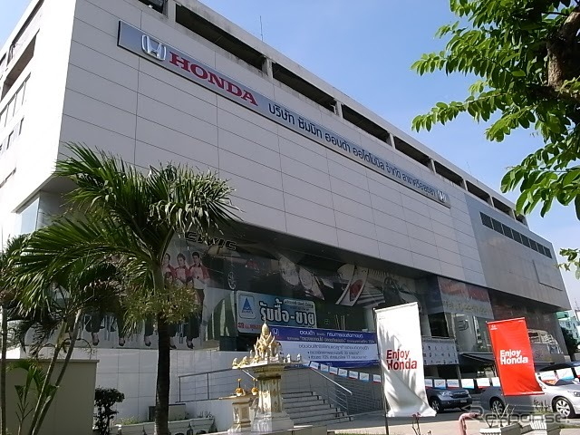 Thailand Division of Honda vehicles
