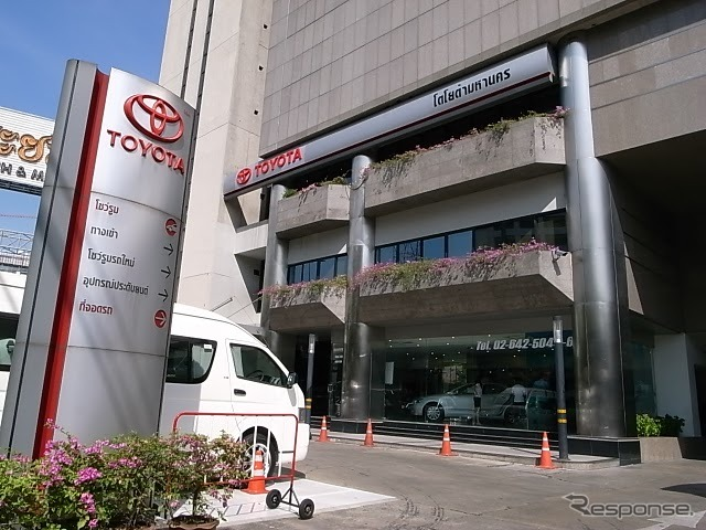 Thailand Division of Toyota