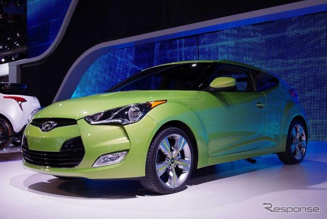 Hyundai ベロスター
