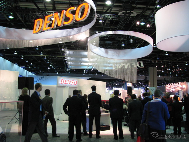 บริษัทเดนโซ เทคโนโลยีการหยุดเริ่มวางต่ำกว่า 12 ปีในตลาดอเมริกาเหนือ