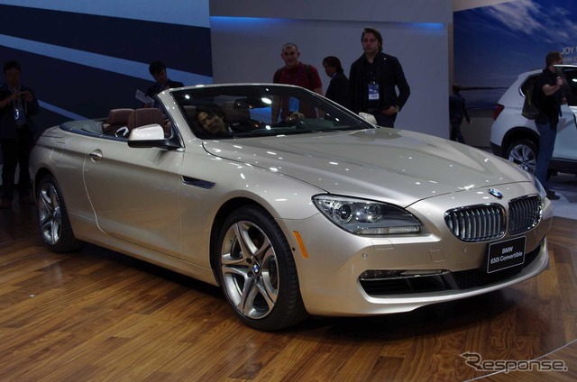 BMW 650i เปลี่ยนแปลงได้